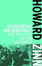 Disobedience and Democracy