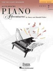 Accelerated Piano Adventures. Lesson Book 2