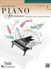 Accelerated Piano Adventures for the Older Beginner, Book 1