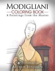 ISBN: 9781619495715 - Modigliani Coloring Book