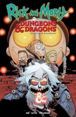 Rick and Morty Vs. Dungeons & Dragons II, 2