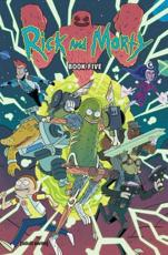 Rick and Morty Book Five, 5