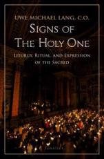 ISBN: 9781621640073 - Signs of the Holy One