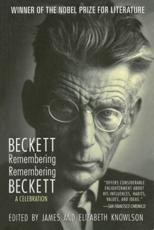 Beckett Remembering/Remembering Beckett