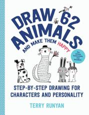 Draw 62 Animals and Make Them Happy