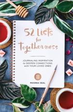 52 Lists For Togetherness