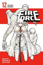 Fire Force. 12