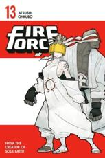 Fire Force. 13
