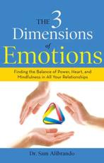 ISBN: 9781632650535 - The 3 Dimensions of Emotions