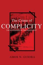 The Crime of Complicity