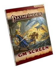 Pathfinder GM Screen (P2)