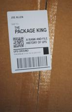 The Package King