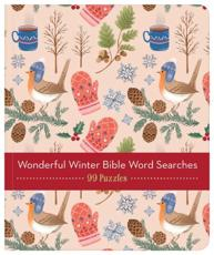 Wonderful Winterful Bible Word Searches