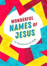 Wonderful Names of Jesus