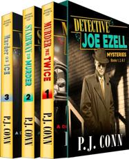 Detective Joe Ezell Mystery Boxed Set, Books 1-3