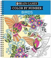 Brain Games - Color by Number: Birds