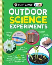 Brain Games Stem - Outdoor Science Experiments (Mom's Choice Awards Gold Award Recipient)