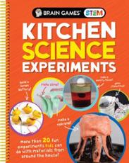 Brain Games Stem - Kitchen Science Experiments