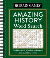 Brain Games - Amazing History Word Search