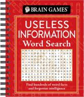 Brain Games - Useless Information Word Search