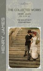The Collected Works of Henry James, Vol. 12 (Of 36)