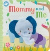 Mommy and Me Finger Puppet Book