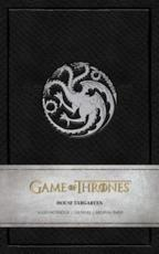 Game of Thrones: House Targaryen Ruled Notebook [Reformat]