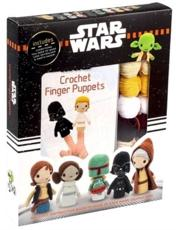 Star Wars Crochet Finger Puppets