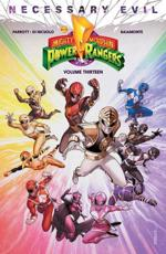 Mighty Morphin Power Rangers. Vol. 13