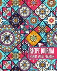 Recipe Journal - Family Meal Planner
