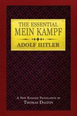 The Essential Mein Kampf
