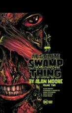 Absolute Swamp Thing by Alan Moore. Volume 2