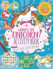 Where's the Unicorn? Activity Book
