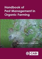 Pest Management in Organic Farming
