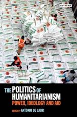 The Politics of Humanitarianism