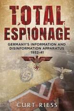 ISBN: 9781781554517 - Total Espionage