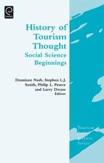 History of Tourism Thought