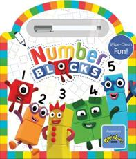 Numberblocks Wipe-Clean: 1-5