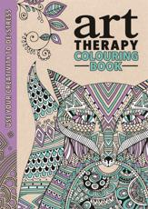 The Art Therapy Colouring Book