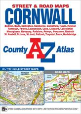 Cornwall A-Z County Atlas