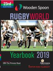 Rugby World Wooden Spoon Yearbook 2019 23rd Edition