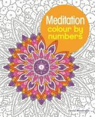 Meditation Colour by Numbers