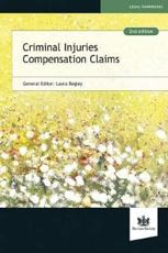 Criminal Injuries Compensation Claims