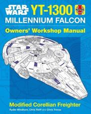 Star Wars YT-1300 Millennium Falcon