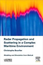 Radar Wave Propagation Modeling in a Complex Maritime Environnent