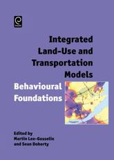Integrated Land-Use and Transportation Models