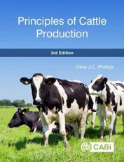 Principles of Cattle Production