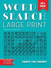 Word Search Large Print