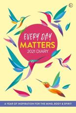 Every Day Matters 2021 Pocket Diary