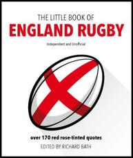 The Little Book of England Rugby